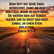 Psalm 91,11-12